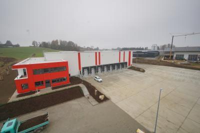 CS Logistik Salzweg